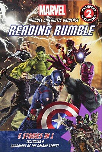 9780316271714: Marvel's Avengers: Reading Rumble (Passport to Reading Level 2)