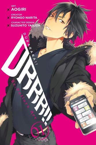 Durarara!! Re;Dollars Arc, Vol. 1 - manga: Narita, Ryohgo