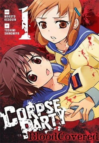 9780316272186: Corpse Party: Blood Covered, Vol. 1