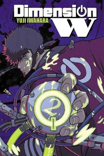 9780316272216: Dimension W, Vol. 2
