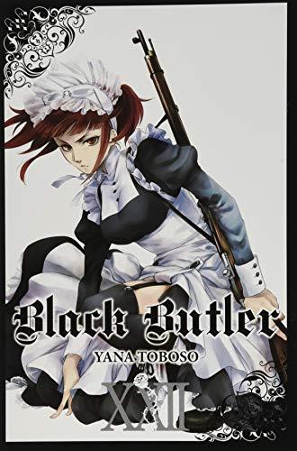 9780316272261: Black Butler, Vol. 22