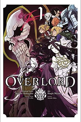 9780316272278: Overlord, Vol. 1 - manga (Overlord Manga)