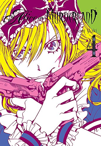 Alice in Murderland, Vol. 4