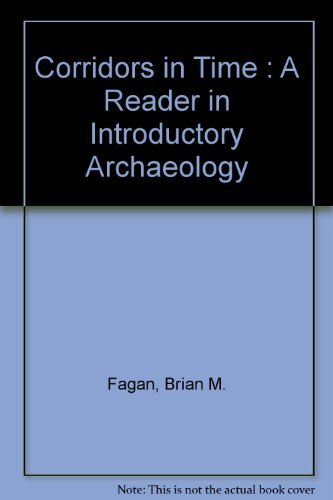 9780316273152: Corridors in Time : A Reader in Introductory Archaeology