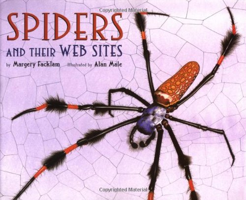 9780316273299: Spiders and Their Web Sites