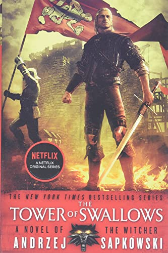 9780316273718: The Tower of Swallows: 4 (The Witcher, 4)