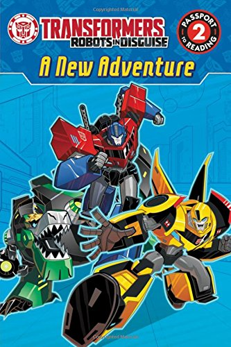 Transformers Robots in Disguise: A New Adventure