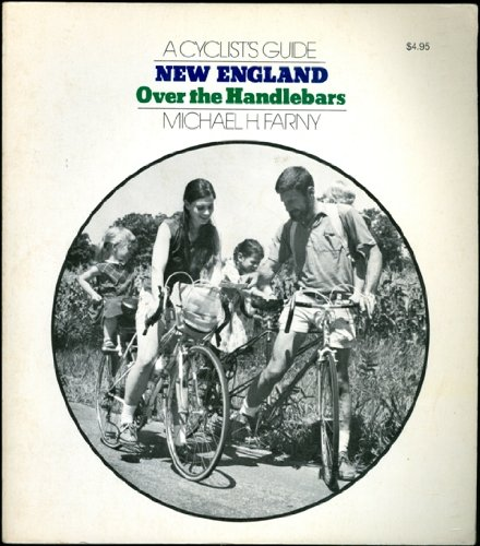 9780316274654: New England over the Handlebars: A Cyclist's Guide