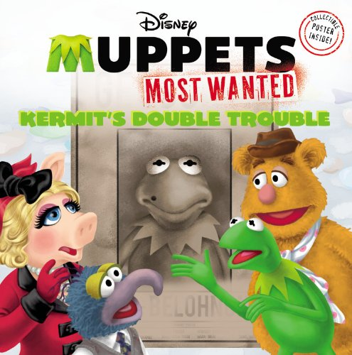 9780316277631: Muppets Most Wanted: Kermit's Double Trouble