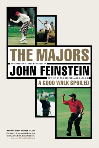 The Majors: in Pursuit of Golf s Holy Grail (Paperback)