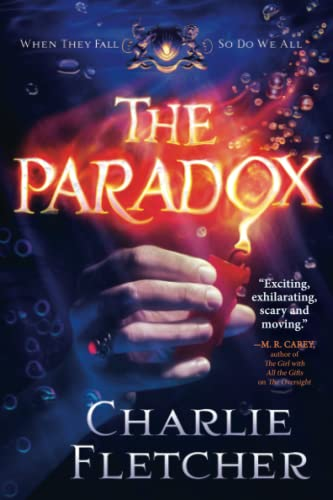 9780316279543: The Paradox (The Oversight)