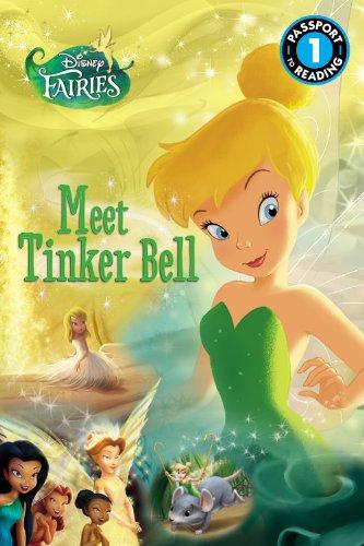 9780316283274: Disney Fairies: Meet Tinker Bell (Passport to Reading Level 1)