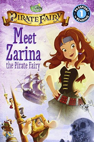 9780316283304: Meet Zarina the Pirate Fairy