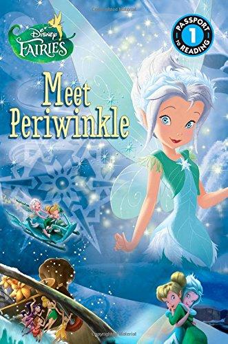 9780316283410: Disney Fairies: Meet Periwinkle (Passport to Reading Level 1)