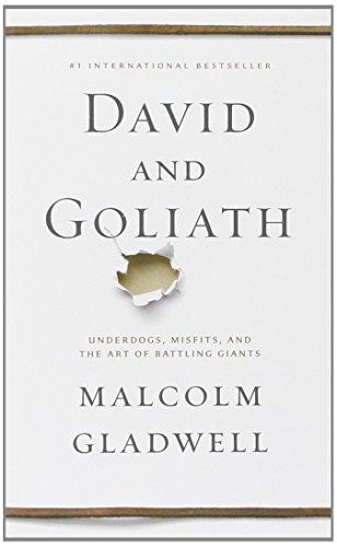 9780316285254: David and Goliath
