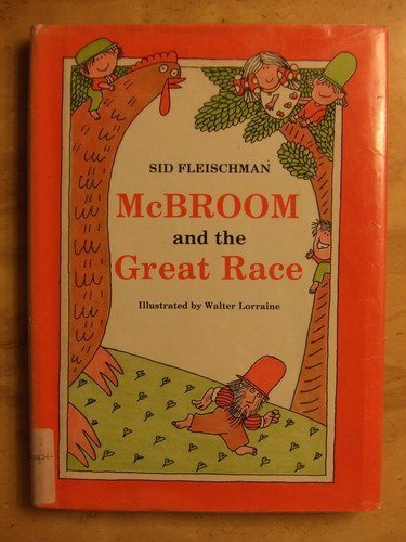 9780316285681: McBroom and the Great Race