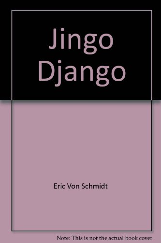 Jingo Django (SIGNED COPY): Fleischman, Sid