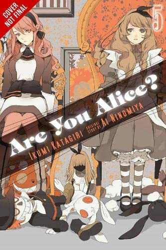 9780316286183: Are You Alice?, Vol. 5