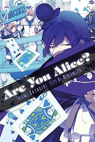 9780316286237: Are You Alice?, Vol. 7