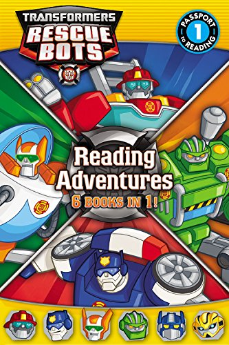 Transformers Rescue Bots: Reading Adventures (Paperback)