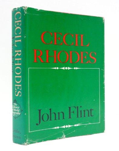 9780316286305: Cecil Rhodes