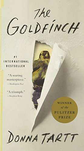 9780316286398: The Goldfinch: A Novel (Pulitzer Prize for Fiction)