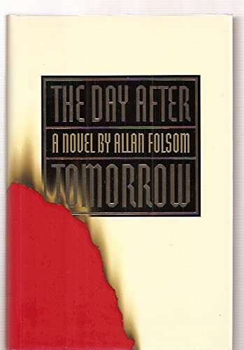 The Day After Tomorrow: ALLAN FOLSOM