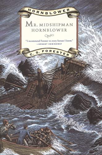 Mr. Midshipman Hornblower (Hornblower Saga (Paperback)): C. S. Forester