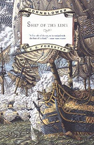 9780316289368: Ship of the Line (Hornblower Saga)