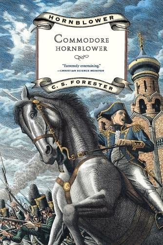 Commodore Hornblower (Hornblower, 9)