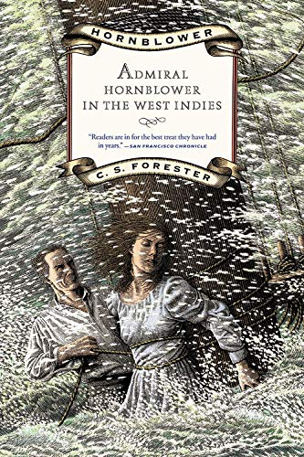 9780316289412: Admiral Hornblower in the West Indies (Hornblower Saga)