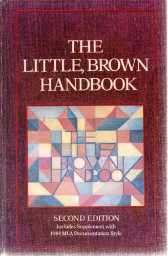 9780316289818: Little, Brown Handbook