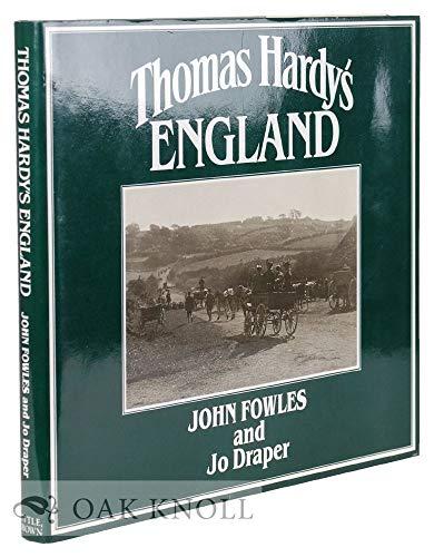 9780316289894: Thomas Hardy's England