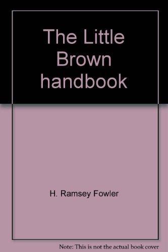 9780316289955: The Little, Brown Handbook