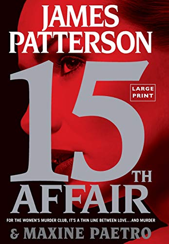 9780316290036: 15th Affair (Women's Murder Club)