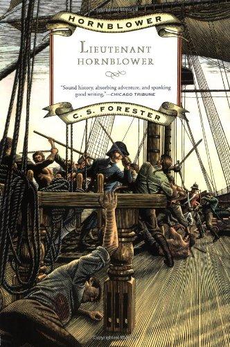 9780316290630: Lieutenant Hornblower