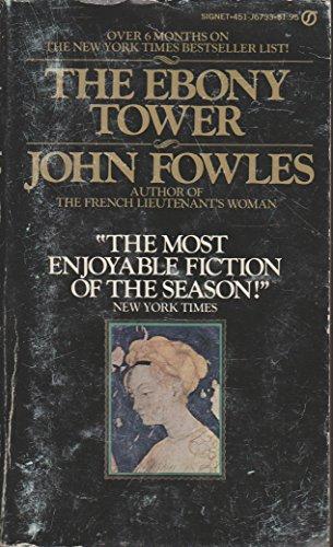 9780316290937: The Ebony Tower