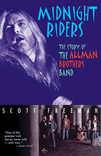 9780316294522: Midnight Riders: The Story of the Allman Brothers Band