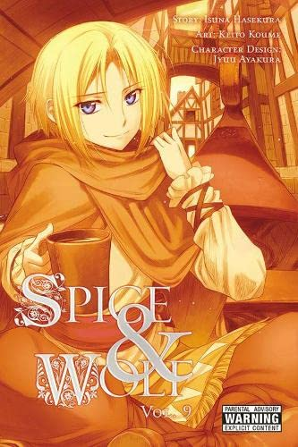 9780316294874: Spice And Wolf: Vol 9 - Manga