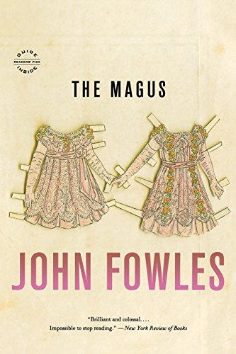9780316296199: The Magus