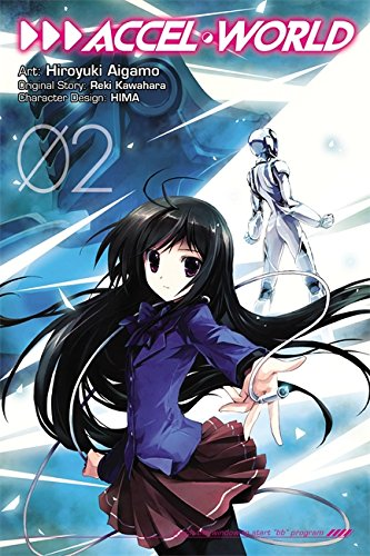 9780316296342: Accel World, Vol. 2 (Manga)