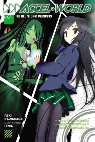 9780316296366: Accel World, Vol. 2: The Red Storm Princess - light novel