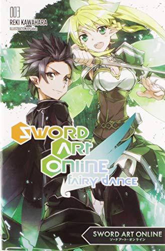 9780316296427: Sword Art Online 3: Fairy Dance