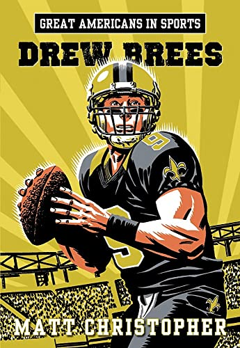 9780316296663: Great Americans in Sports: Drew Brees