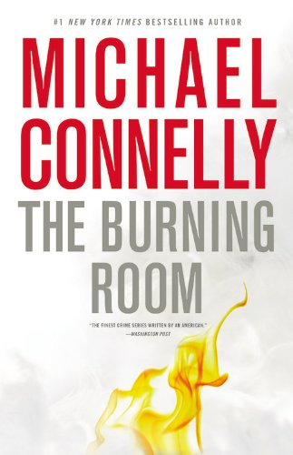 "The Burning Room "" Signed "": Connelly, Michael"