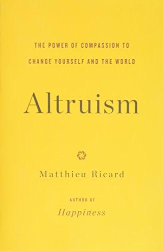 9780316297257: Altruism