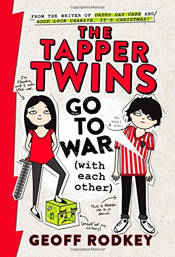 9780316297790: The Tapper Twins Go to War (With Each Other)