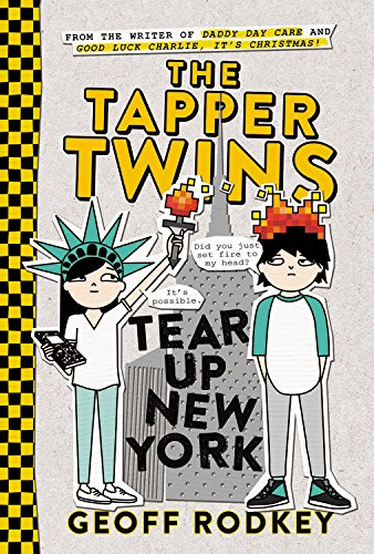9780316297837: The Tapper Twins Tear Up New York