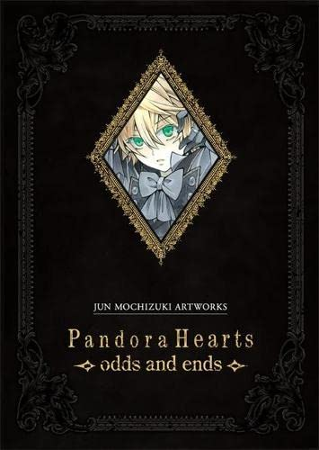 9780316298117: PandoraHearts Odds and Ends