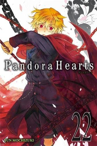 9780316298131: Pandora Hearts, Vol. 22